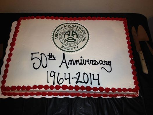 Annual Meeting Cake